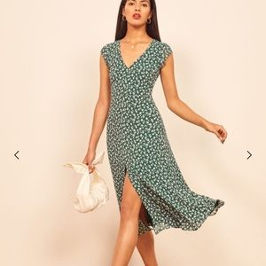 Reformation Wellfleet Dress - Susanna pattern